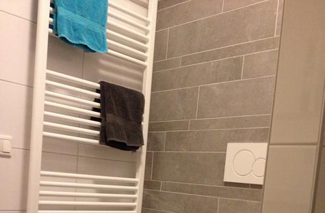 Design radiator badkamer klein