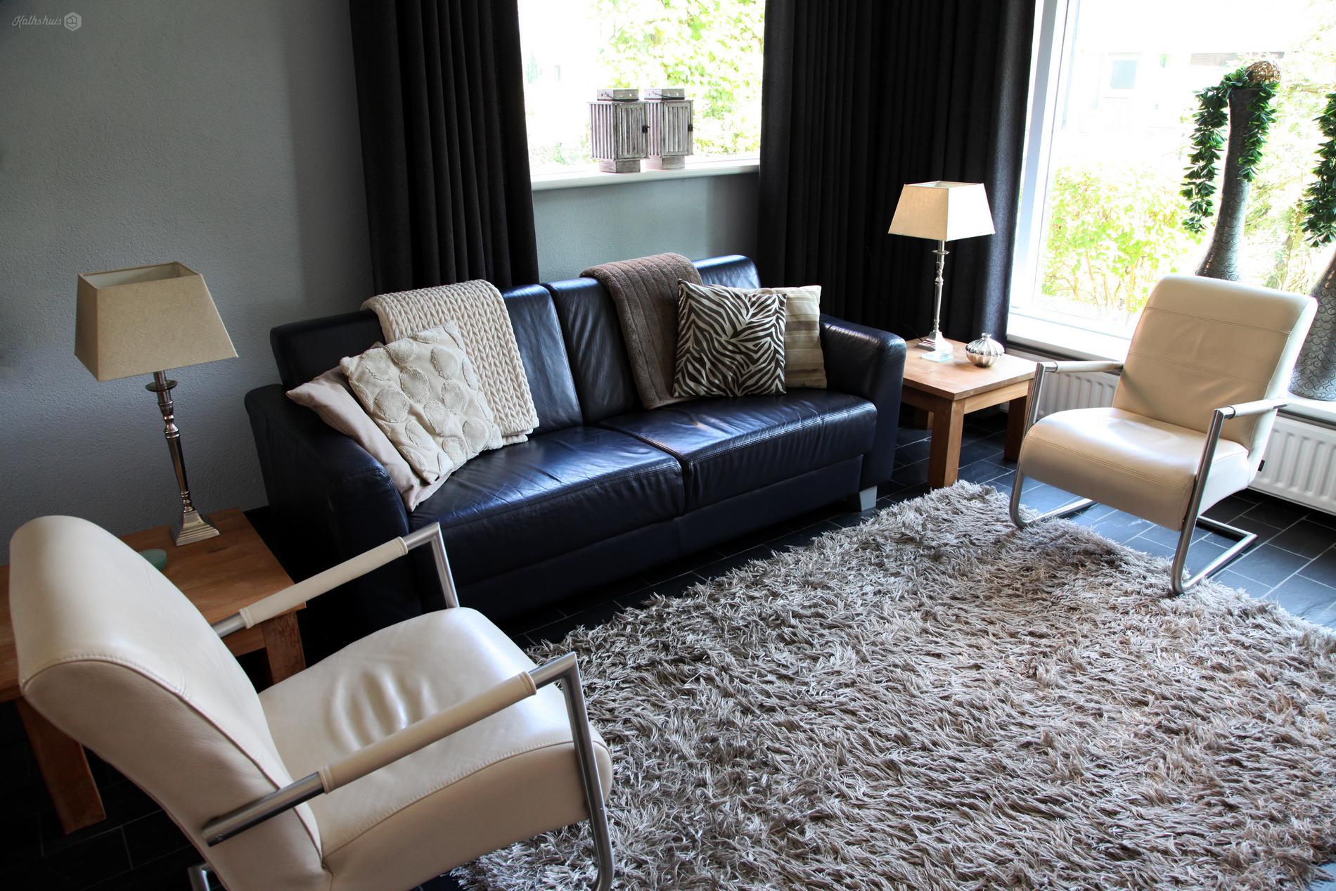 Slaapkamer muur kleur lichtblauw for Mezzanine in de woonkamer